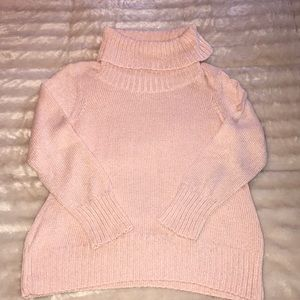 Lovey pink Chico's sweater
